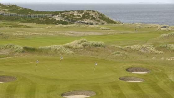 Golfclub Budersand in Hörnum