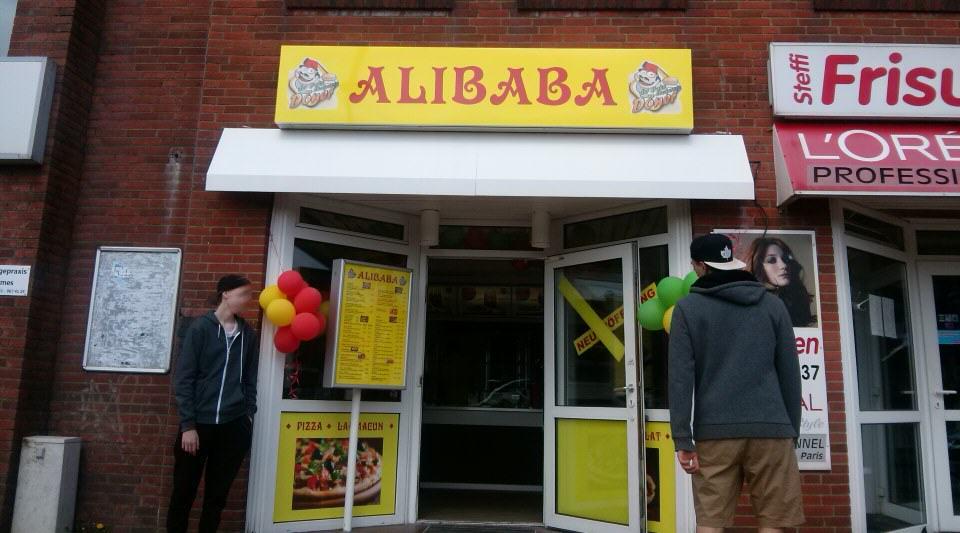 Neue Filiale von Alibaba Sylt
