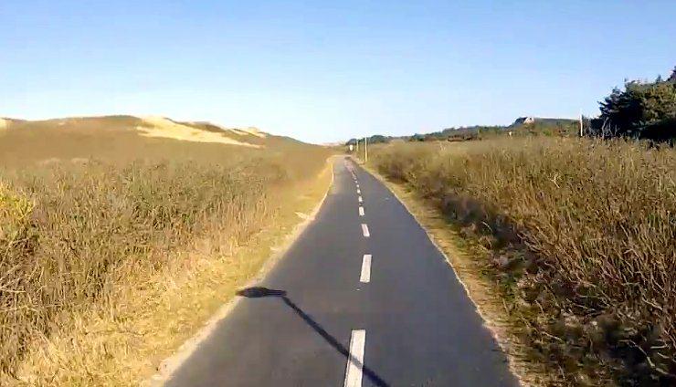 Fahrradwege auf Sylt