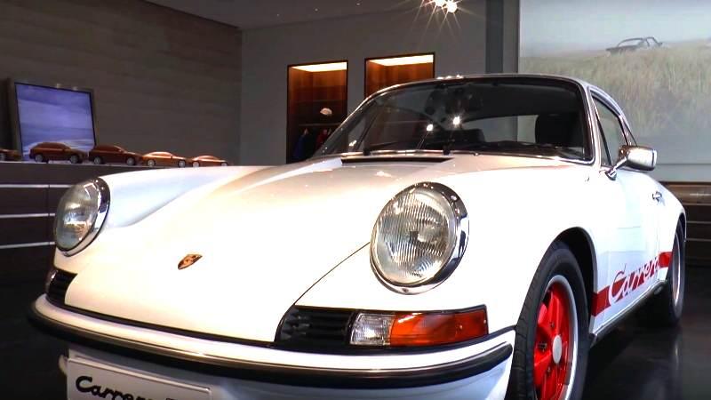 Porsche auf Sylt