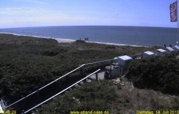 Strandoase Webcam