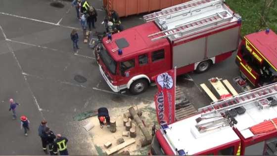 Die Feuerwehr aus Morsum