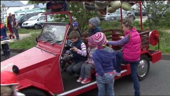 Dorffest in Archsum im Sylter Osten