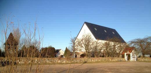 St. Martin Kirche in Morsum auf Sylt