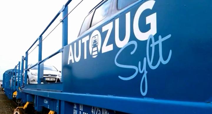 Seit etwas mehr als 3 Jahren fahrt der RDC Autozugg Sylt die Strecke über den Hindenburgdamm