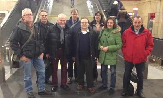 Sylter informierten sich im Kieler Landtag