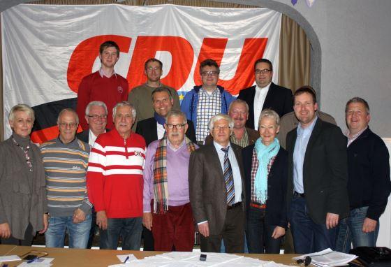 CDU Ortsverband der Gemeinde Sylt