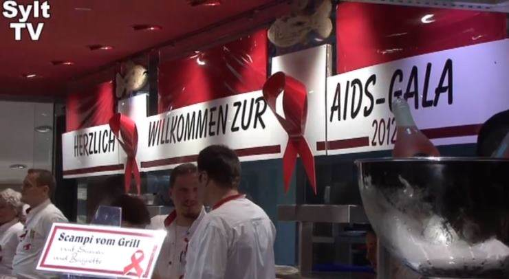 17. Aids Gala Sylt findet im Syltaquarium statt