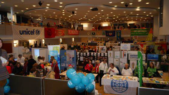 Ehrenamtsmesse 2014 Sylt
