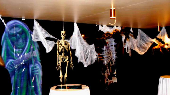 Halloween Partys sind auch auf Sylt sehr beliebt