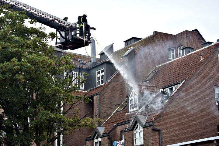 Feuerwehr Sylt im Einsatz