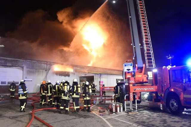 Die Sylter Feuerwehren im Einsatz