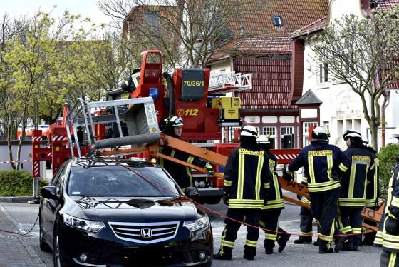 3 Personen nach Kran-Unfall auf Sylt im Krankenhaus