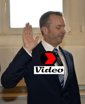 Nikolas Häckel Bürgermeister von Sylt