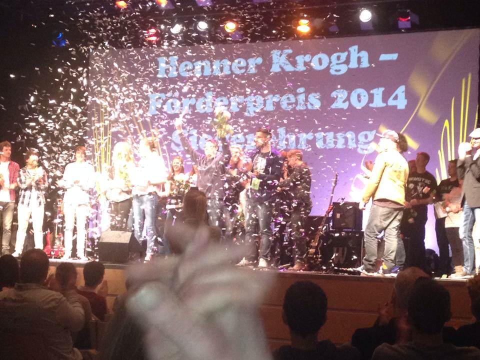 Henner Krogh Musikpreis Sylt