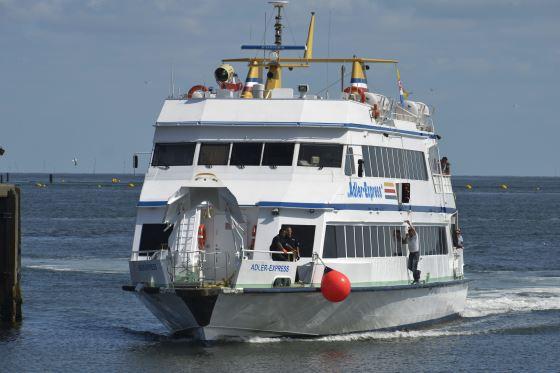 Sylter Reederei Adler-Schiffe ab 18.05.2020 wieder unterwegs