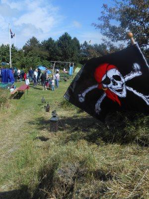 Piraten eroberten Sylt - Foto: Sina Beerwald
