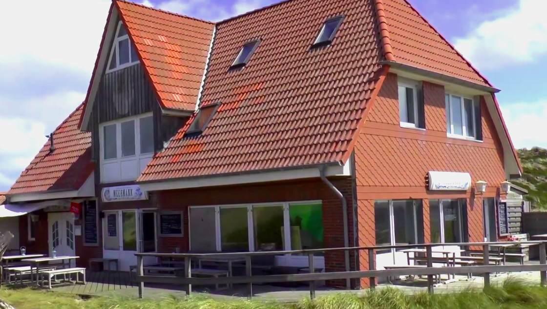 Schönes Restaurant direkt am Meer in Hörnum/Sylt