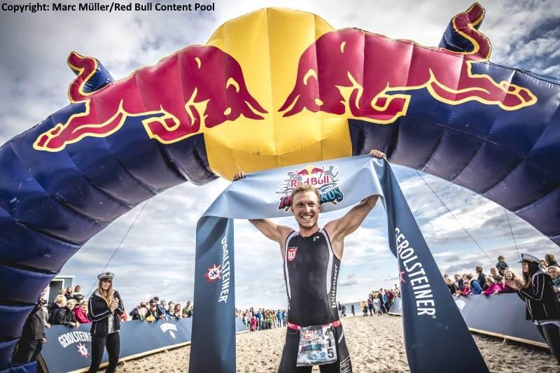 Leif Schröder-Groeneveld ist Red Bull Tris Island Sieger 2017