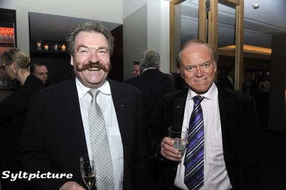Jörg Müller (links) + Heinz Winkler im A-Rosa