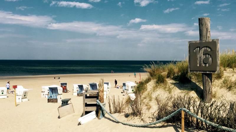 August auf Sylt - Wetter und Klima top