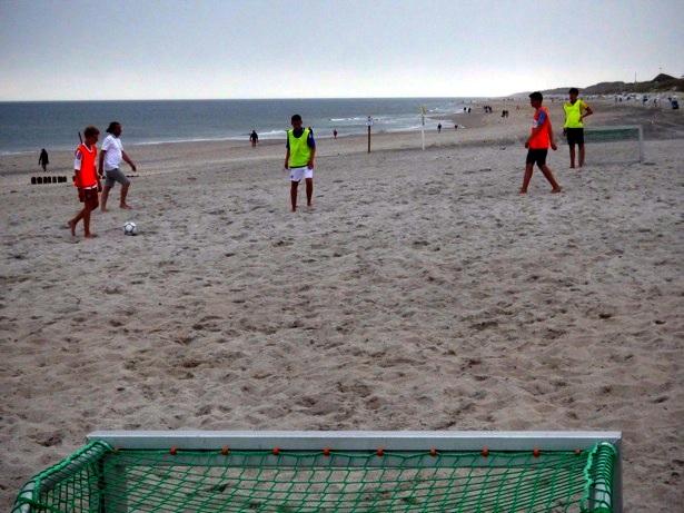 Beachsoccer Kampen 2015