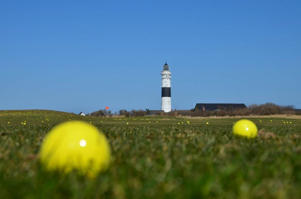 Golf Turnier auf Sylt und in Dänemark