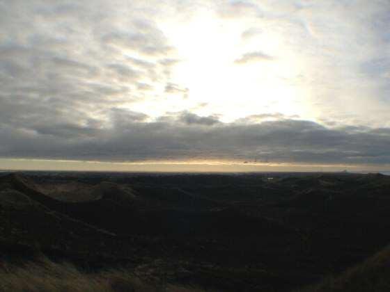 Die Heidelandschaften auf Sylt
