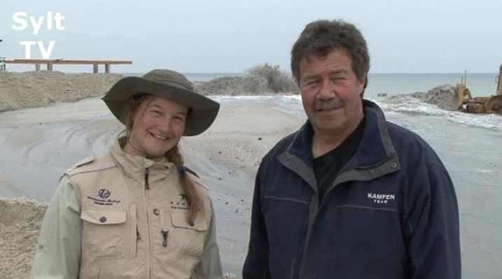 Henriette Eberlein ist neue Rangerin der Norddörfer
