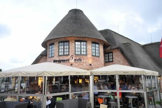 Henry's Gourmet Eck in Kampen nimmt teil