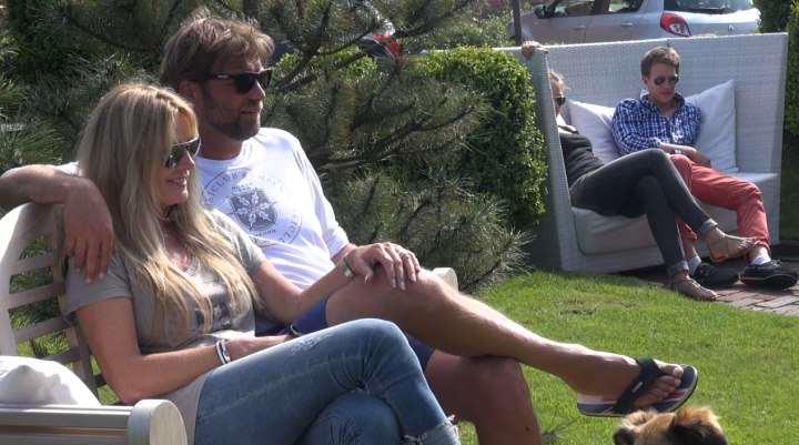 Jürgen Klopp entspannt auf Sylt nach der anstrengenden Saison