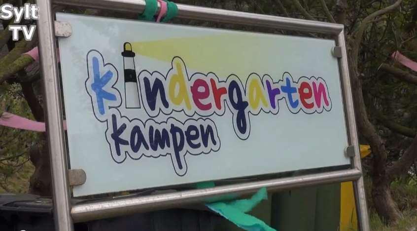 Kunst & Krempel für Kampens Kindergarten