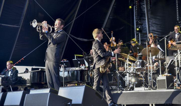 Till Brönner und Band lieferten ein grandioses Konzert auf Sylt ab
