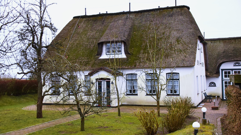 Das Geburtshaus von Gustav Jenner in Keitum