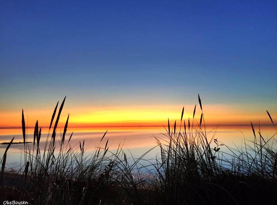 Sonnenaufgang Sylt vom 4. September 2017