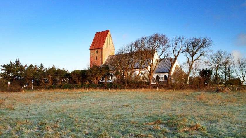 Die St. Severin Kirche in Keitum muss gerettet werden