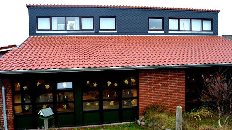 Der DRK Kindergarten in Westerland auf Sylt