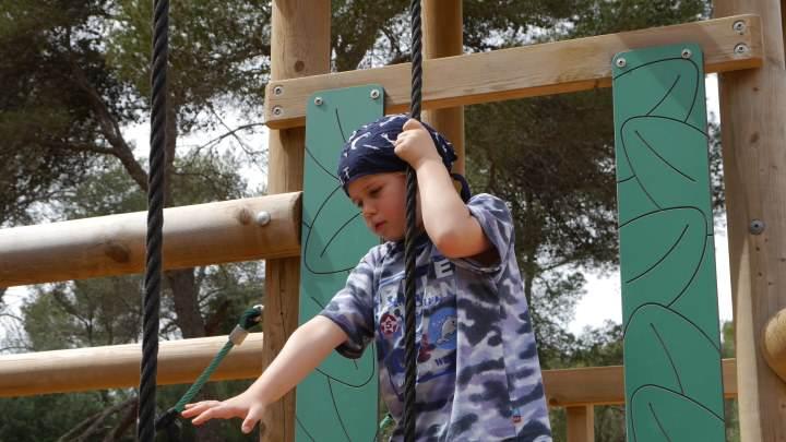 Der Westerländer Spielplatz im Südwäldchen wird saniert und teilweise erneuert
