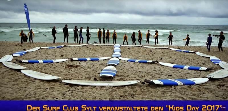 Der Kids Day des Surf Club Sylt ist jedes Jahr ein tolles Erlebnis