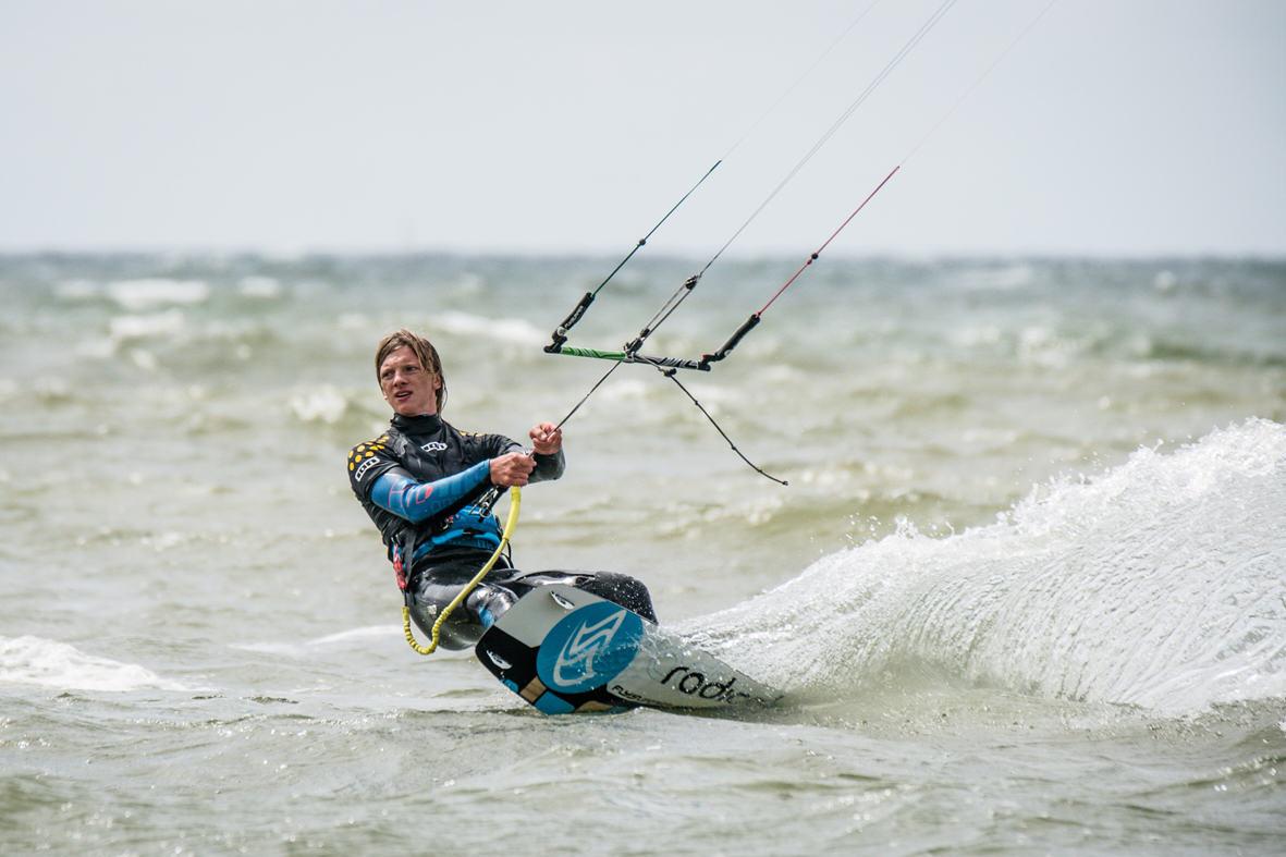 Jannis Maus siegte vor Westerland
