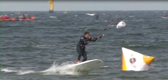 Kitesurf World Cup Sylt 2012