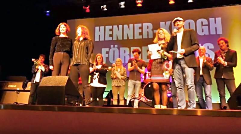 Der Henner Krogh Musikpreis 2018 findet am 03.02. statt