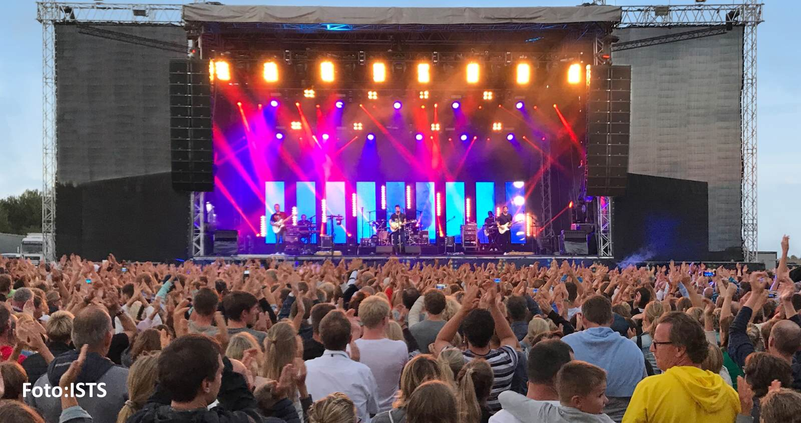 Die erfolgreichen Open Air Konzerte auf Sylt werden fortgesetzt