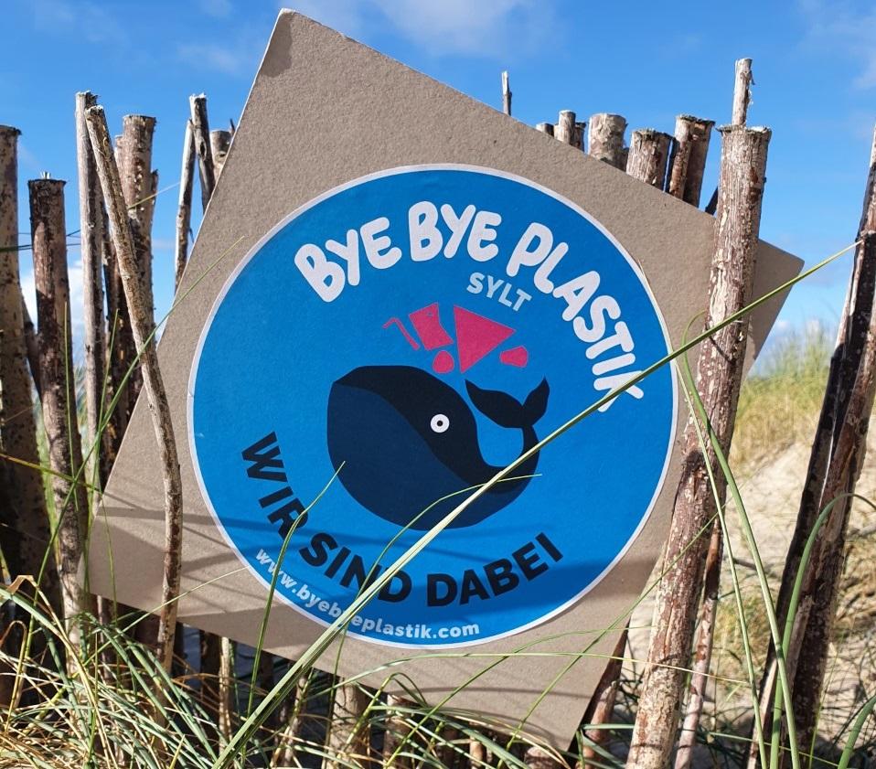 Halligen + Inseln Umweltpreis 2021 für Bye Bye Plastik Sylt