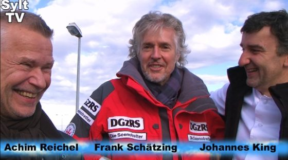 Achim Reichel - Frank Schätzing - Johannes King