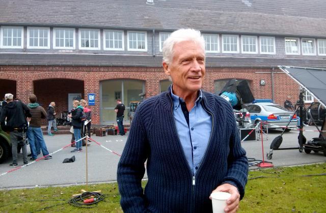 Robert Atzorn als Kommissar Clüver ermittelt auf Sylt