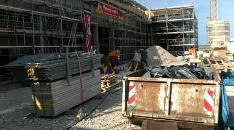 Neubau Feuerwache Westerland