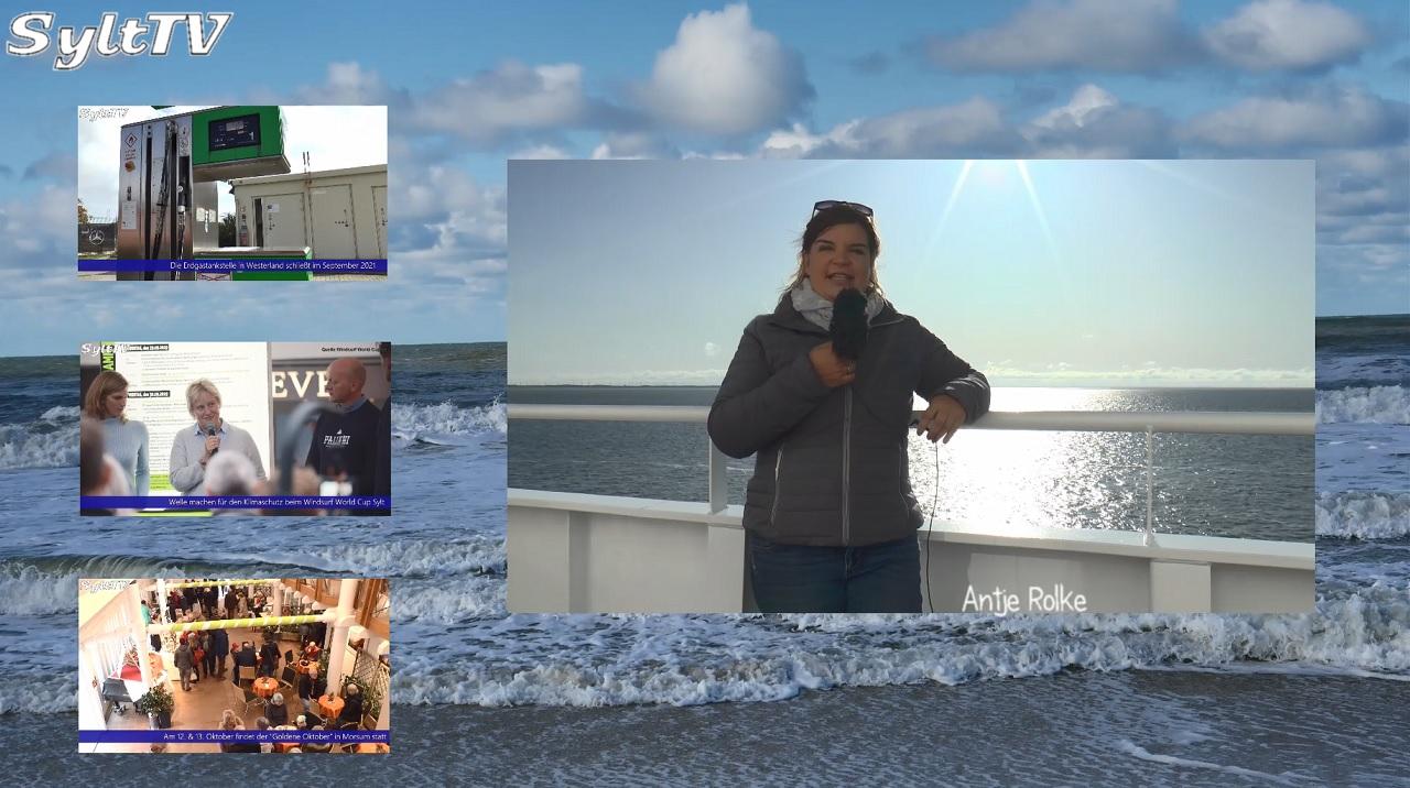 Die Sylt TV Video News vom 7. Oktober 2019