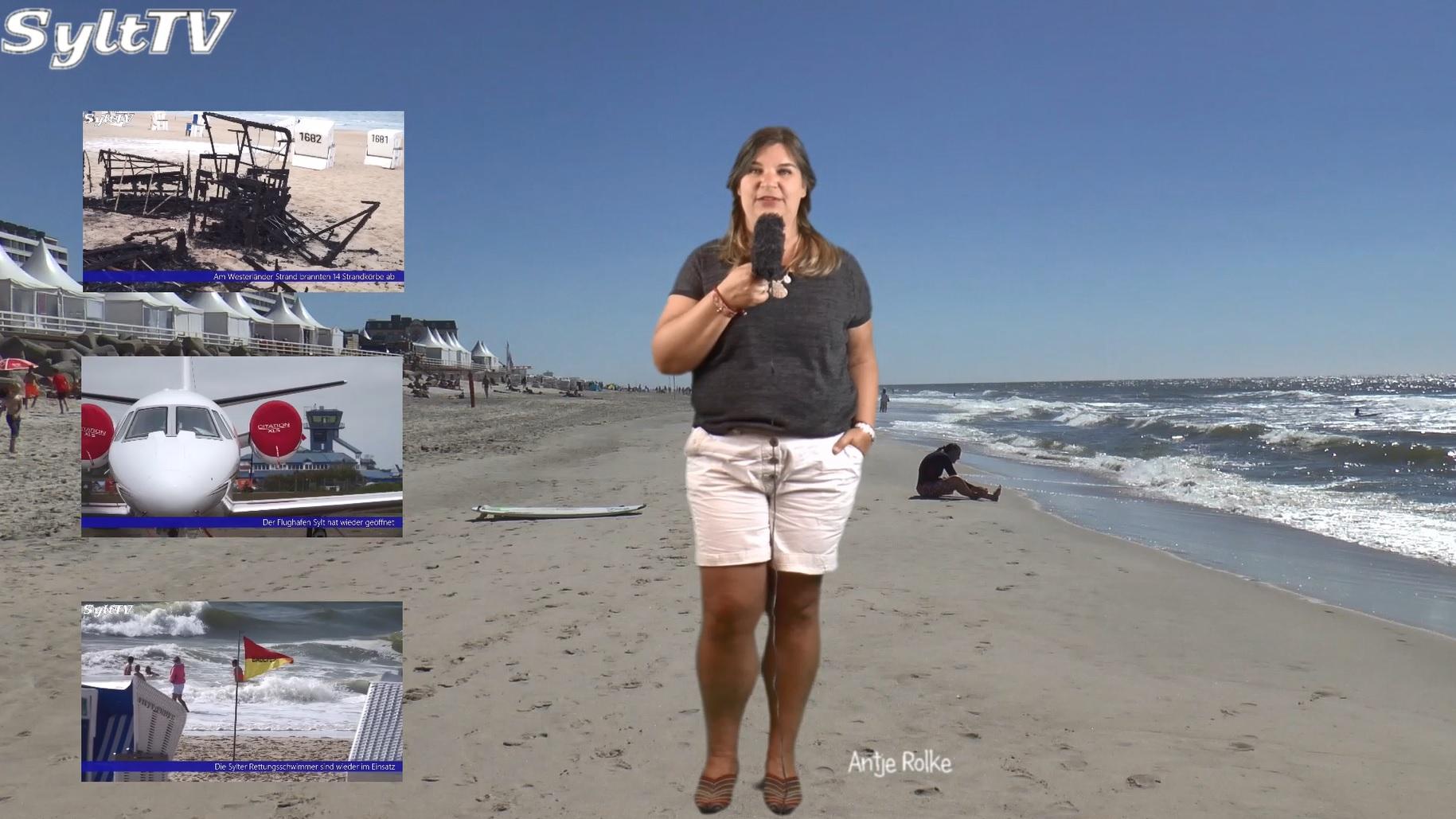 Die Sylt TV News der Woche vom 1. Juni 2020