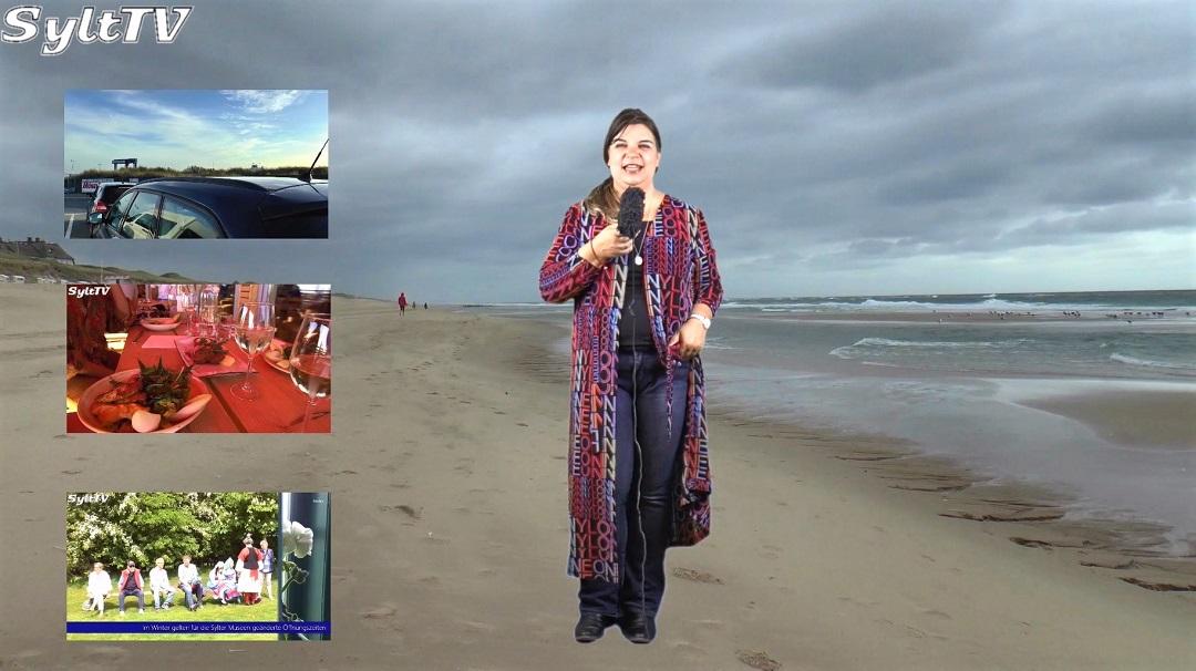 Sylter Videonachrichten vom 2. November 2020